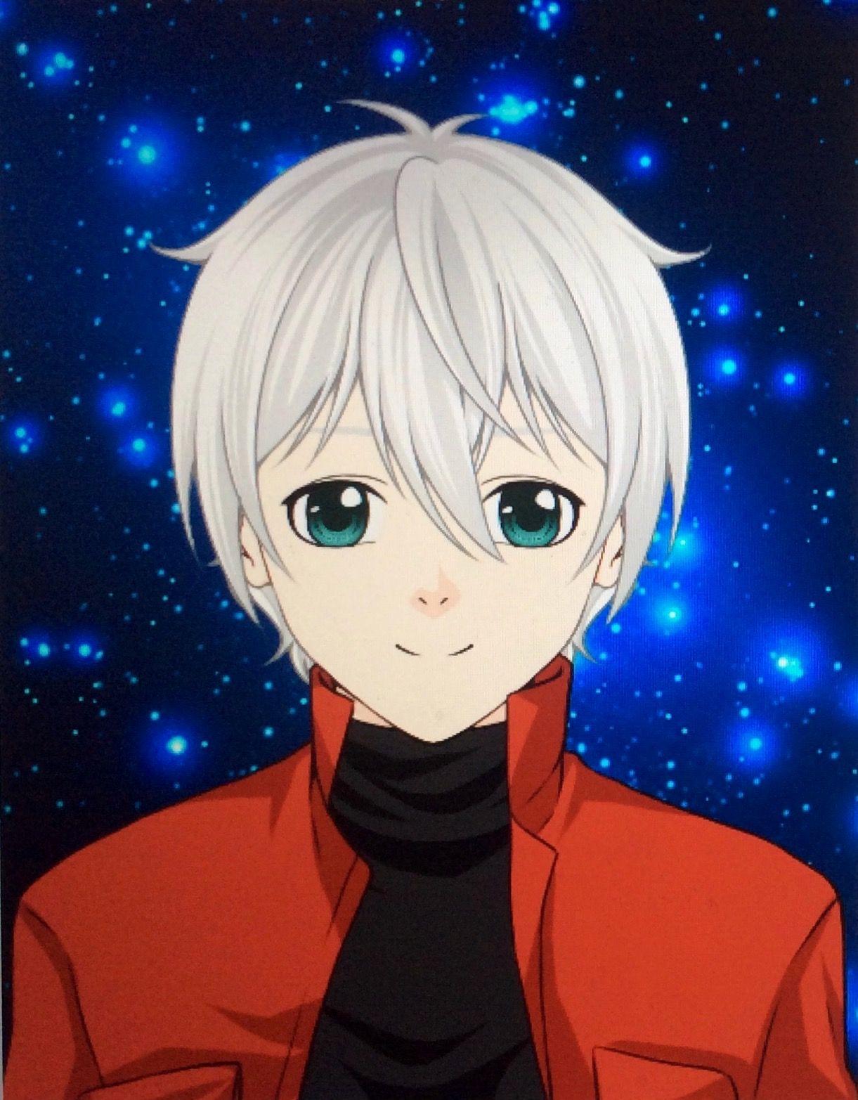 Mika Asagi (Gungrave) Done with Mega Anime Avatar Creator
