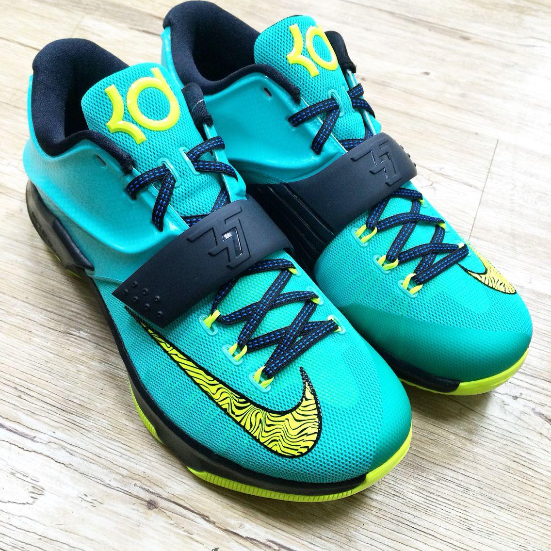 ... nike kd vii ep 7 uprising kevin durant zoom air max 2014 mens  basketball shoes
