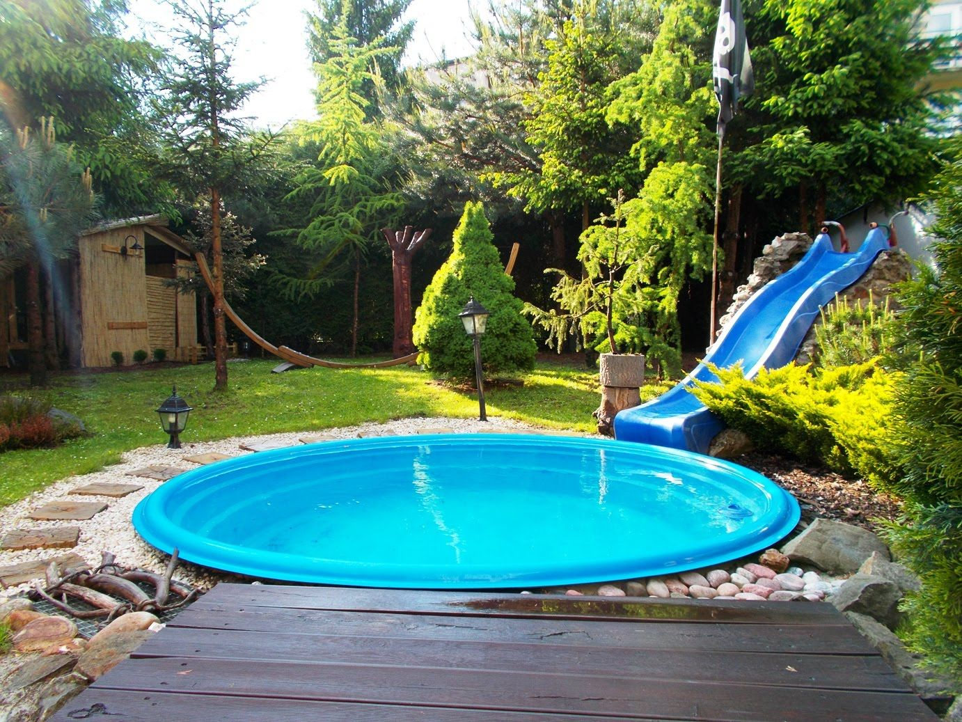 350 cheap swimming pool how to