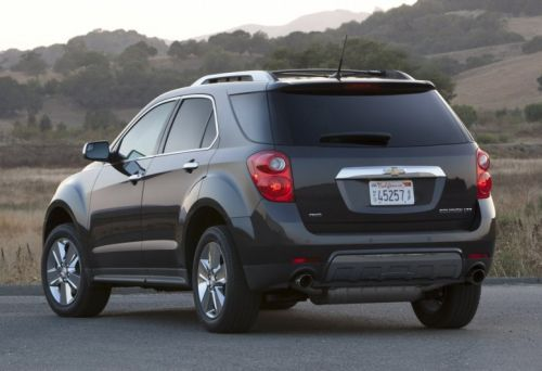 from all chevrolet s suv compact crossovers equinox is most rh pinterest com