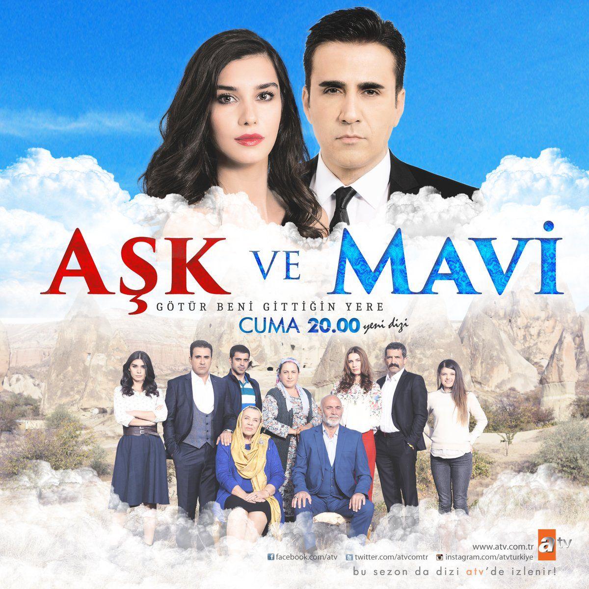 Aşk ve Mavi 51. Bölüm izle 2 Şubat 2018