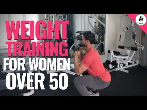 Weight Training - Full Body Workout for Women over 50