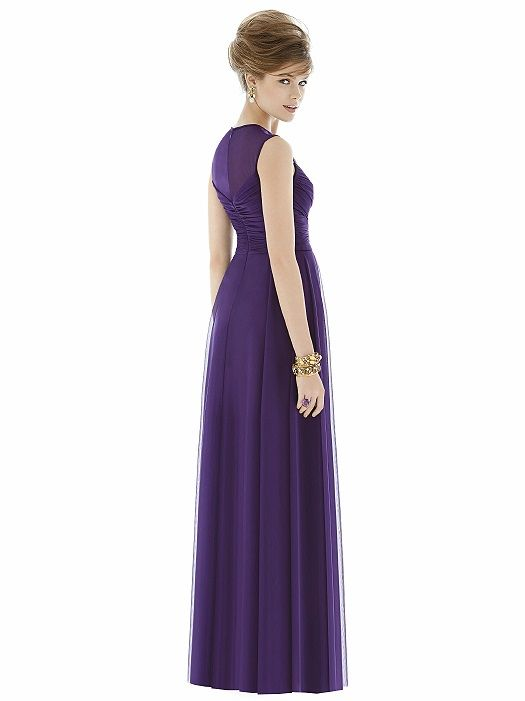 Alfred Sung Style D677 http://www.dessy.com/dresses/bridesmaid/d677/?color=midnight&colorid=47#.VKSRmyvF-So