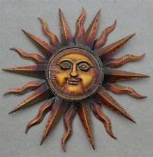 Pin By Susan Griffin On Things I Need Or Want Metal Sun Wall Art