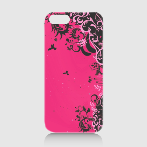 Pinky Abstrak dari Tees.co.id oleh Arie Bali Dewata Online Shop
