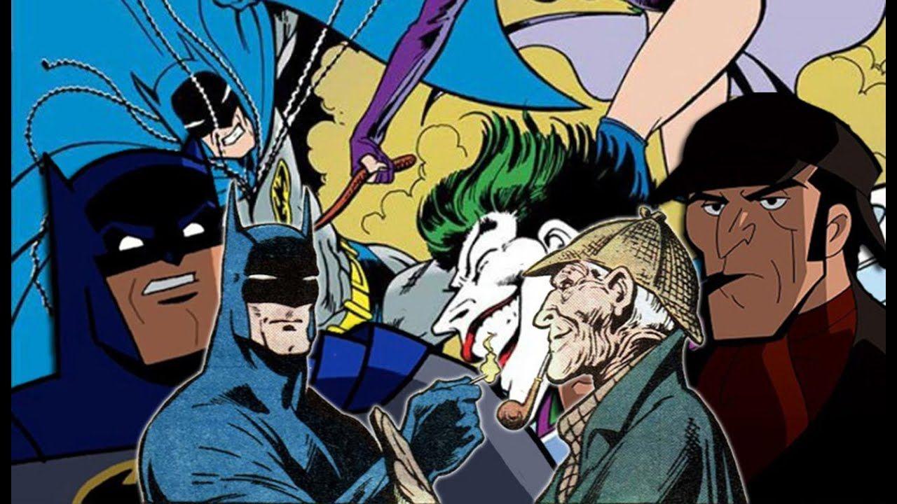 Crossover De Batman E Sherlock Holmes Lendas Do Cavaleiro Das