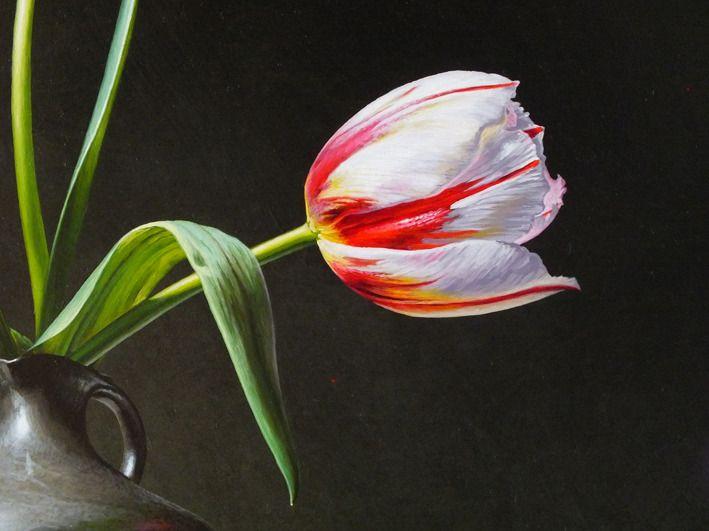 Particolare 1 di tulipani