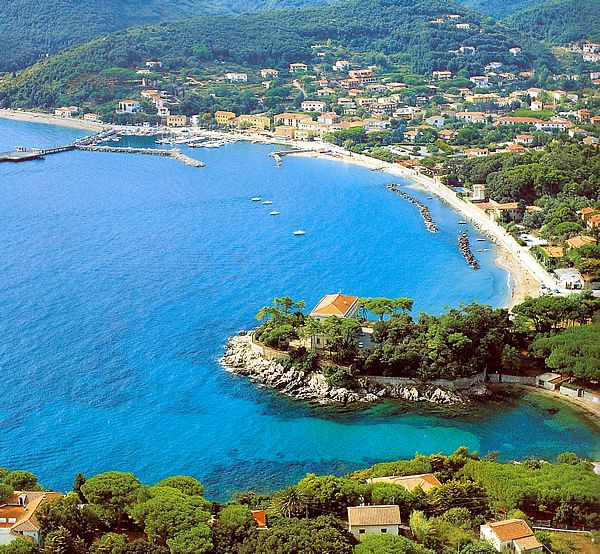 Cavo Isola d'Elba Toscana Vacanze in italia, Posti