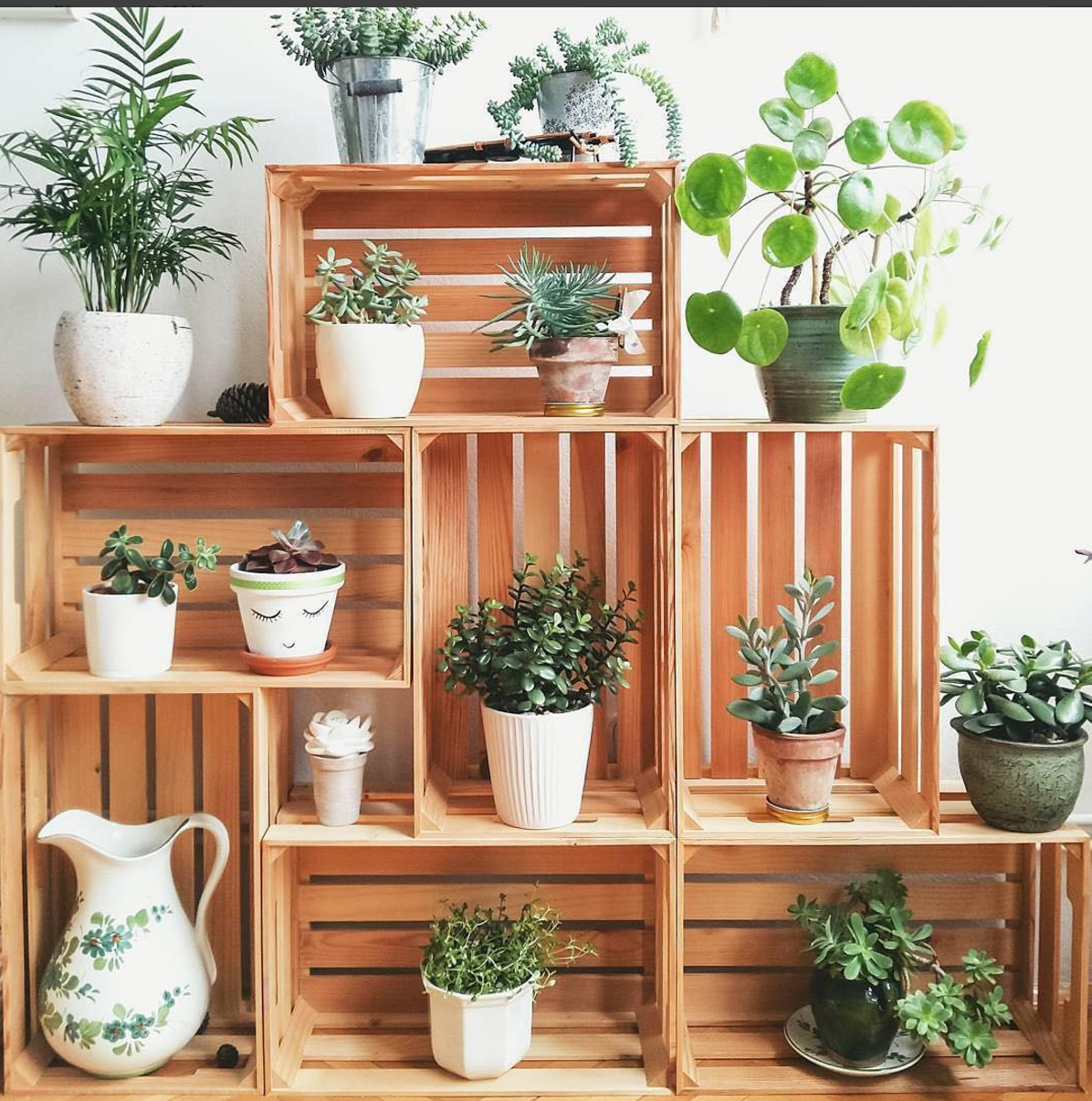 pin by renee d on gardens in 2019 diy plant stand home decor rh pinterest com