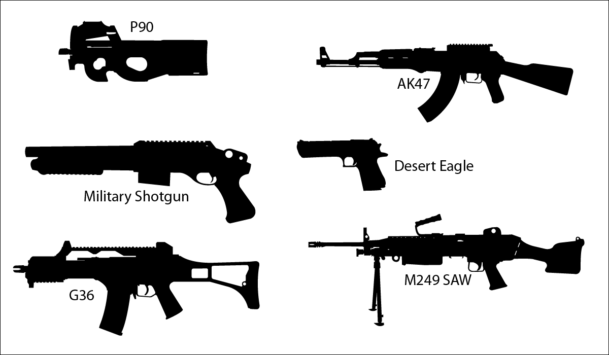 Pin On Guns Concepts Z Refereance