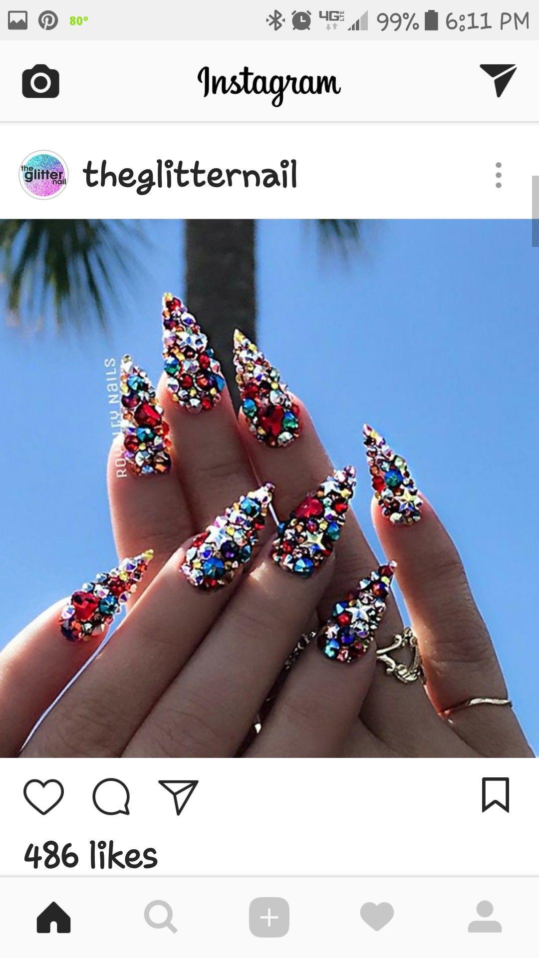 Pin by agustina larrosa on agus | Pinterest | Nail nail, Makeup and ...