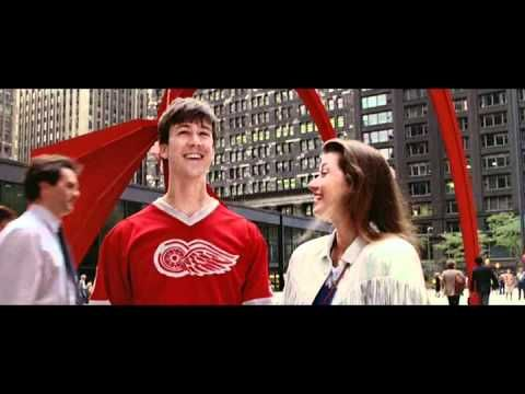 Literally one of the best scenes in any movie ever. The end. Ferris Bueller's Twist And Shout Scene