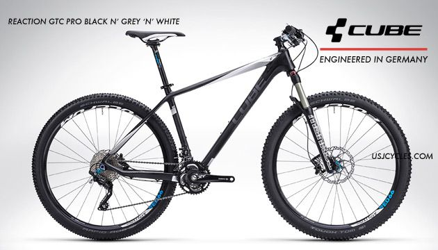 Made In Germany 2015 Cube Mtb Reaction Gtc Pro Carbon Xt 30s