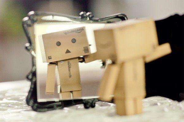Cardboard People by Anton Tang - Pondly