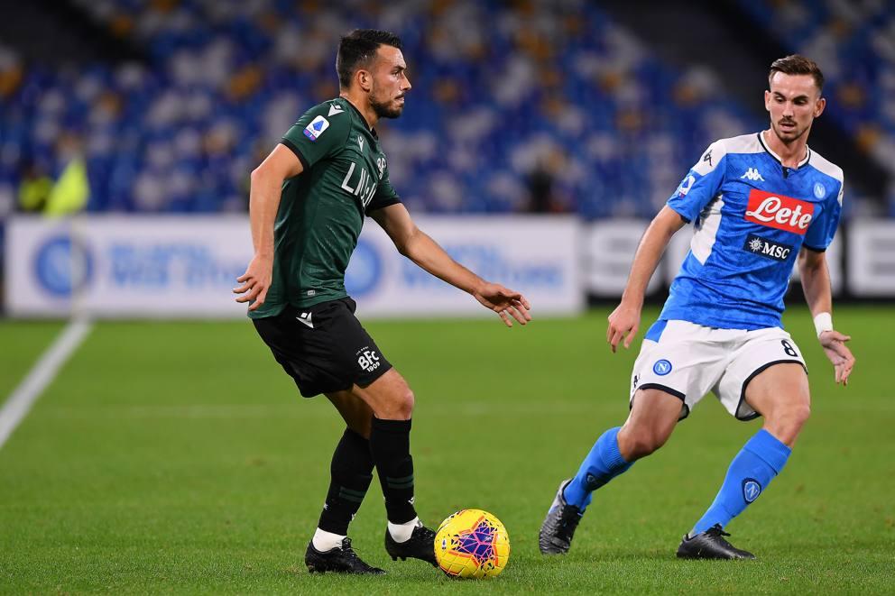 Il Bologna espugna il San Paolo, Napoli sconfitto nel 2020