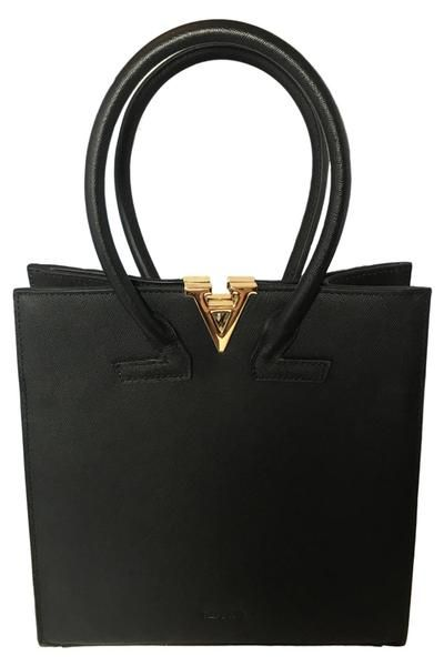 Tzanda Alpha And Omega Black Australian Designer Handbag