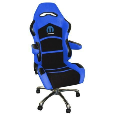 Mopar Racing Office Chair Dodge Hallway Chairs Car