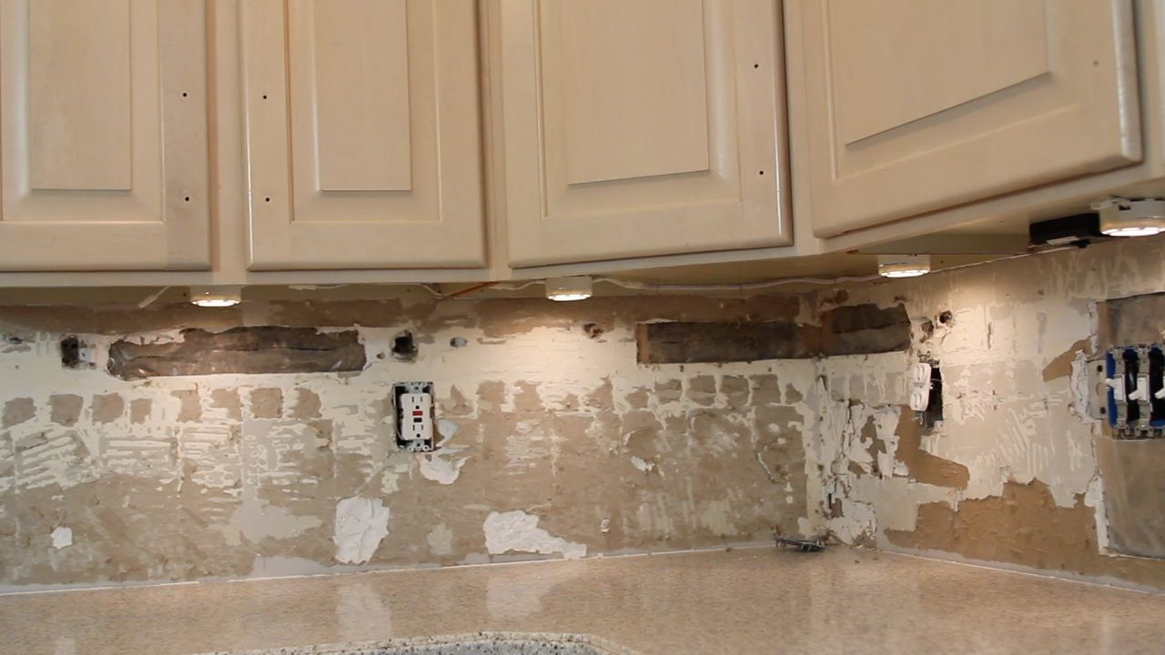 A Video Tutorial For How To Install Under Cabinet Lighting