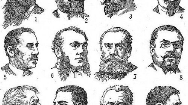 The Science of Facial Hair What Signals Do Beards Stubble and Mustaches Send to Others  The Art of Manliness