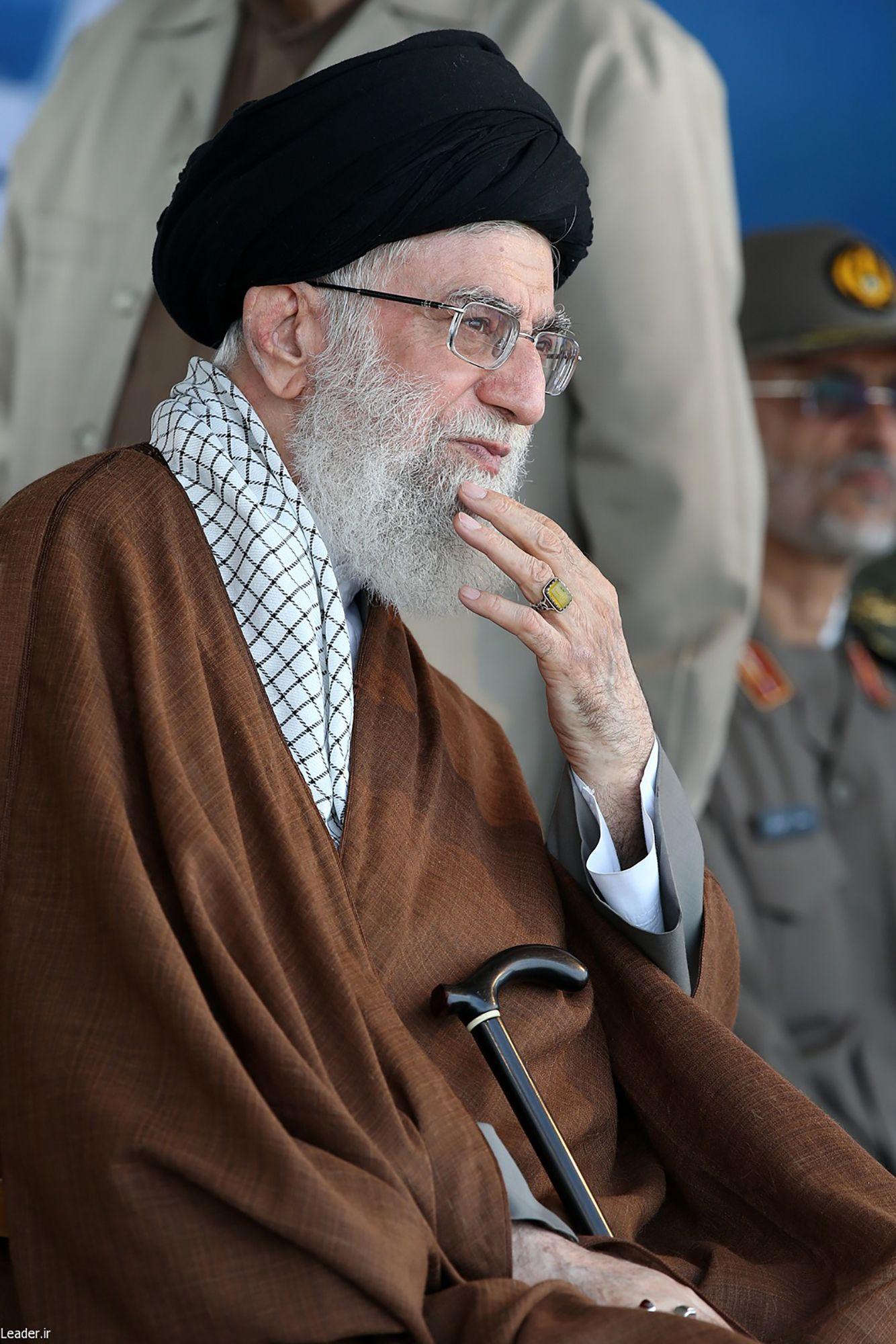 Iran S Ayatollah Bans Direct Talks With Us Iran Tehran Imam Ali