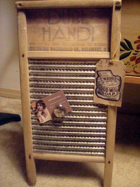 vintage prim wooden dubl handi washboard columbus ohio i remember my rh pinterest com