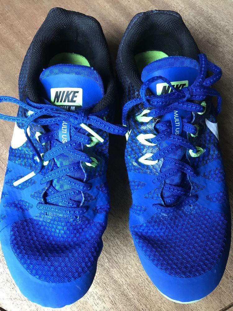 Nike Racing Rival M MultiUse Sz 6.5 Track Shoes fashion