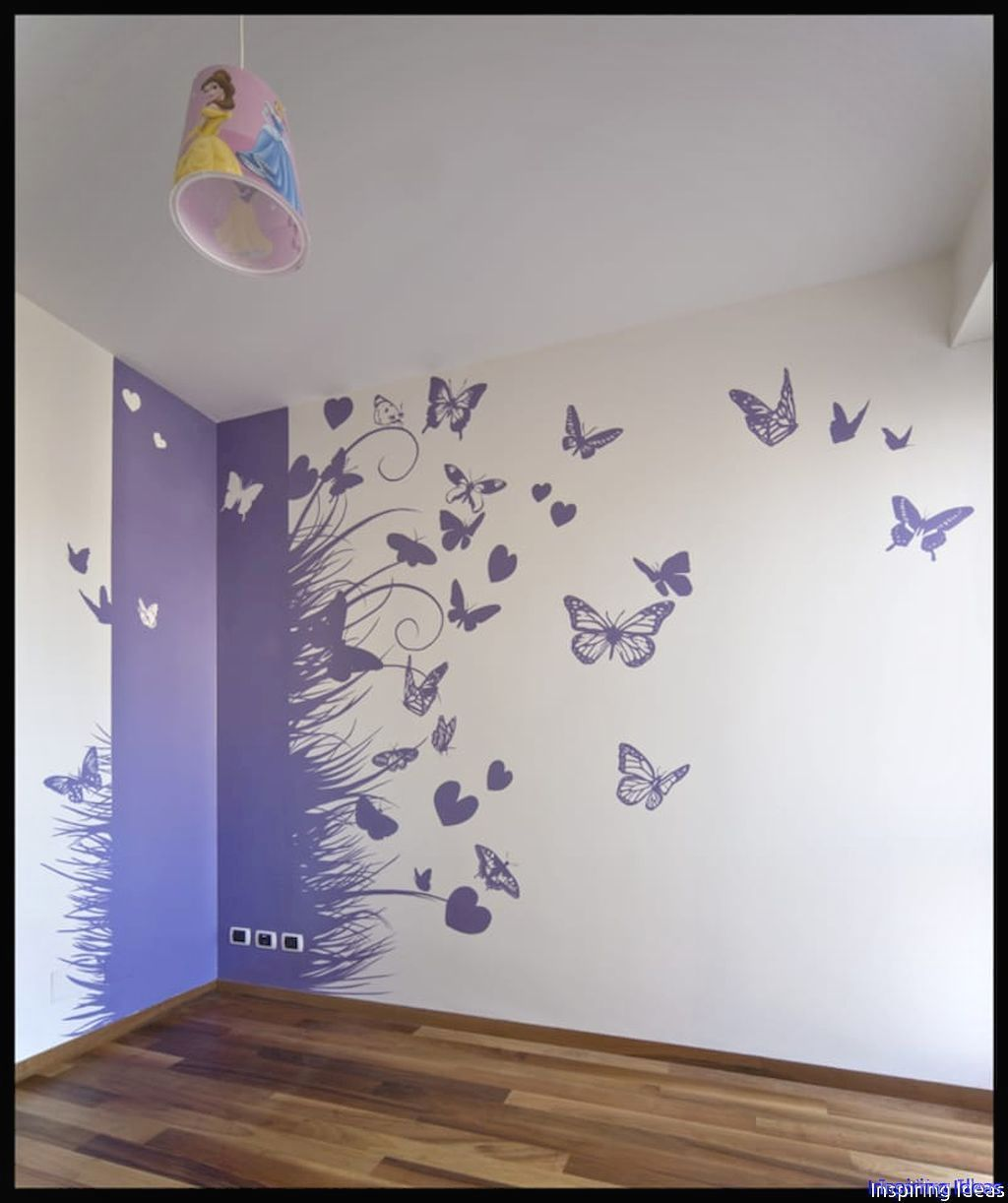 41 gorgeous wall painting ideas that so artsy in 2019 kids rooms rh pinterest com