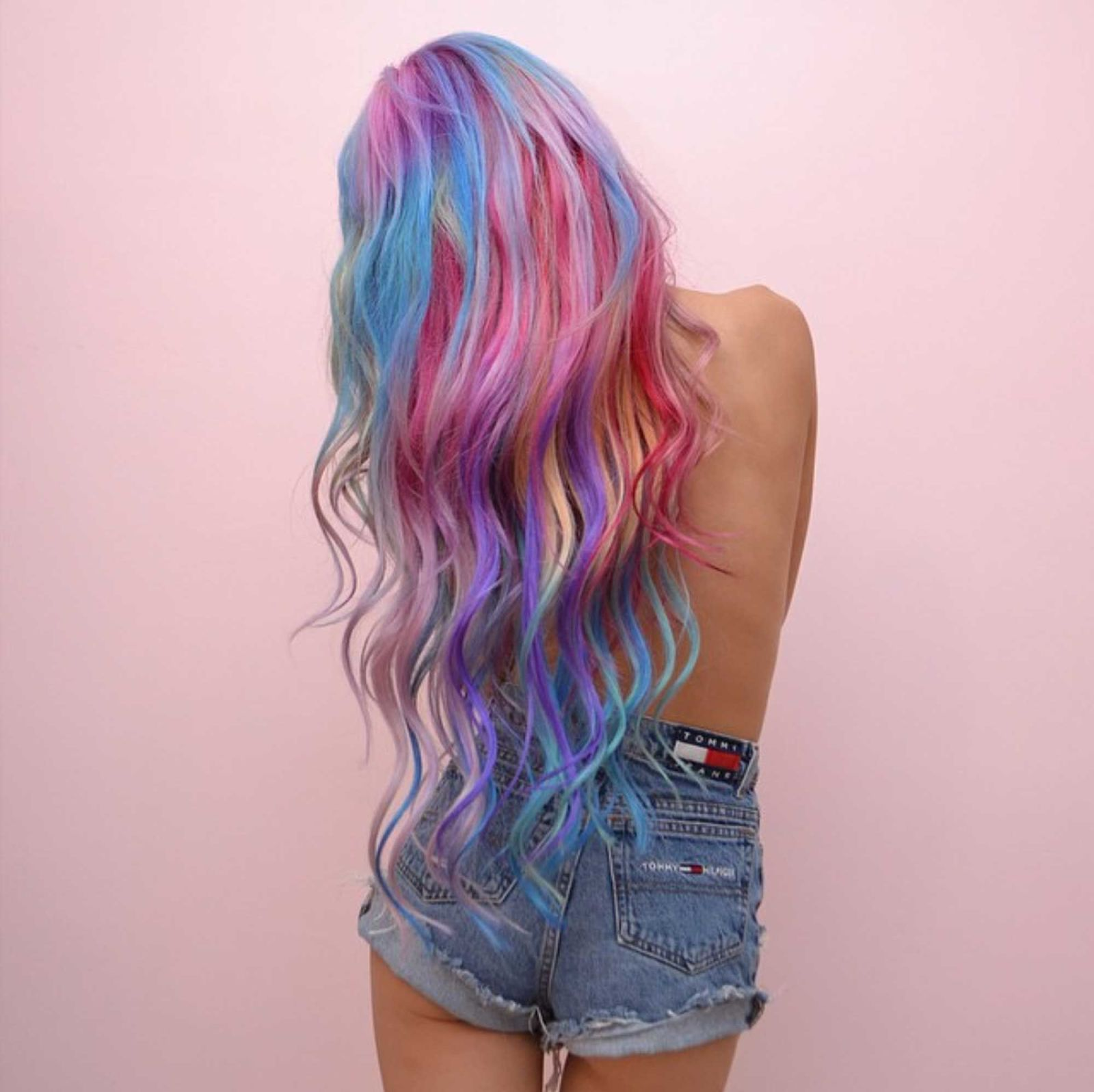 Art color hair - Whether You Like Crazy Colored Hair Or Not This Is Amazing