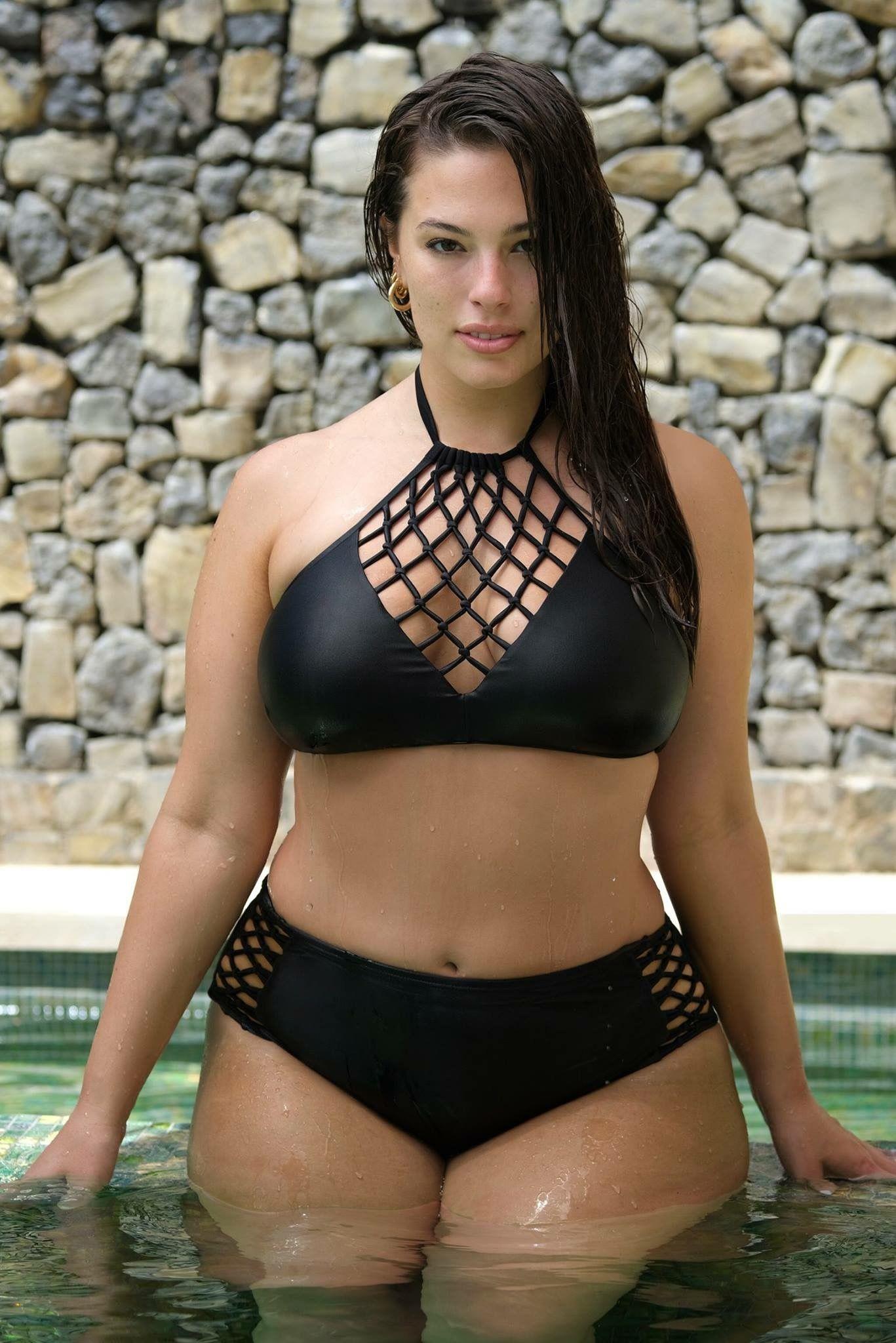 ashley graham | bbw | pinterest | graham, curves and curvy