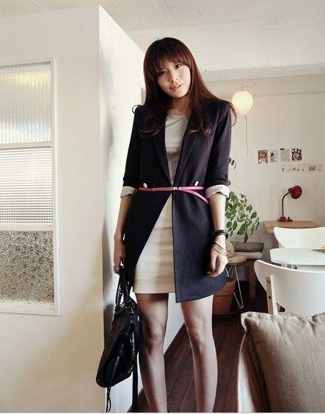 ropa formal juvenil para mujer oficina - Buscar con Google