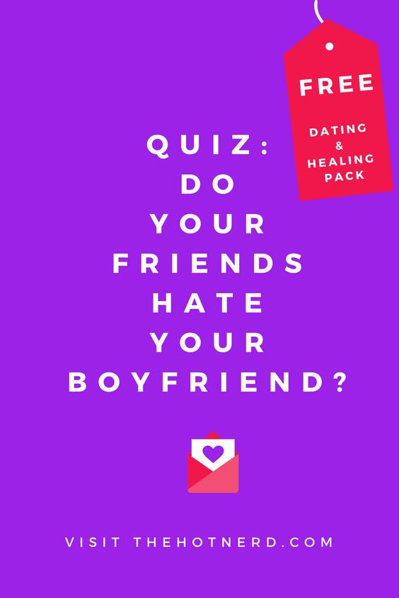 Do you love your boyfriend quiz