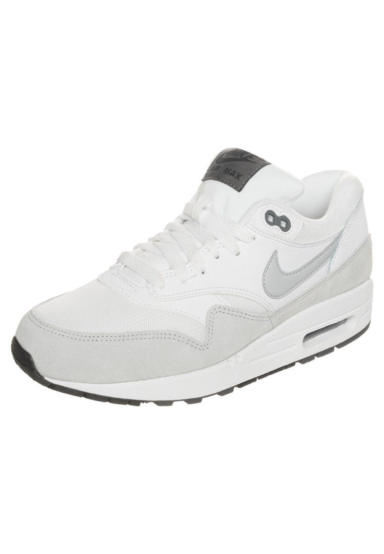 AIR MAX 1 ESSENTIAL Sneakers whitegrey mistdark greyblack