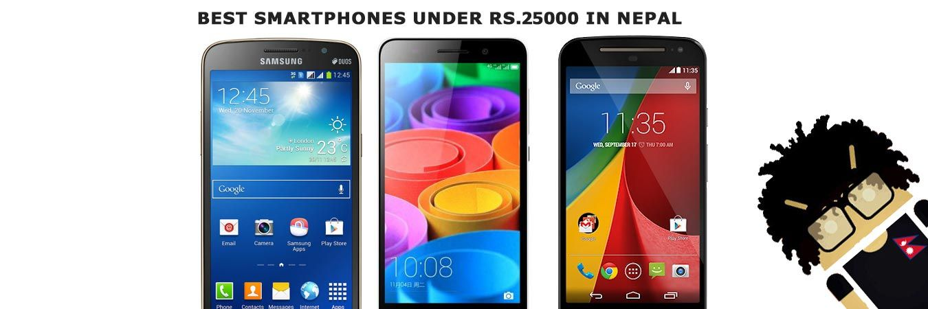 dc176de347a Best Smartphone Under Rs.25000 in Nepal