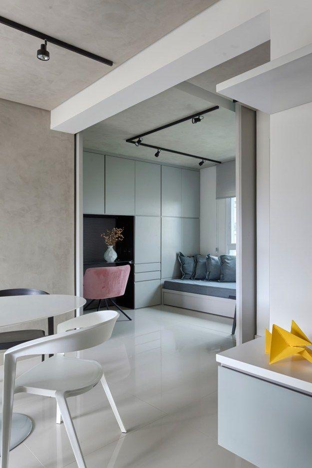 Luis Fernando apartment by Junior Piacesi