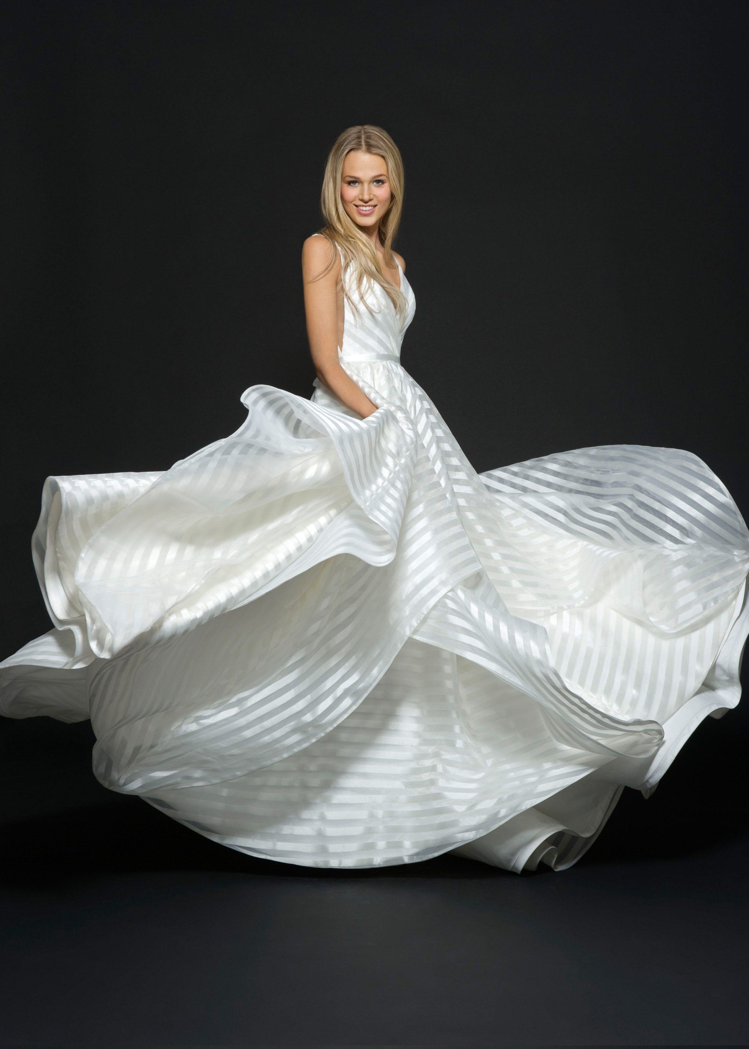 29f69bafbf58 Hayley Paige 6661 Decklyn | Hayley Paige in 2019 | Wedding dresses ...