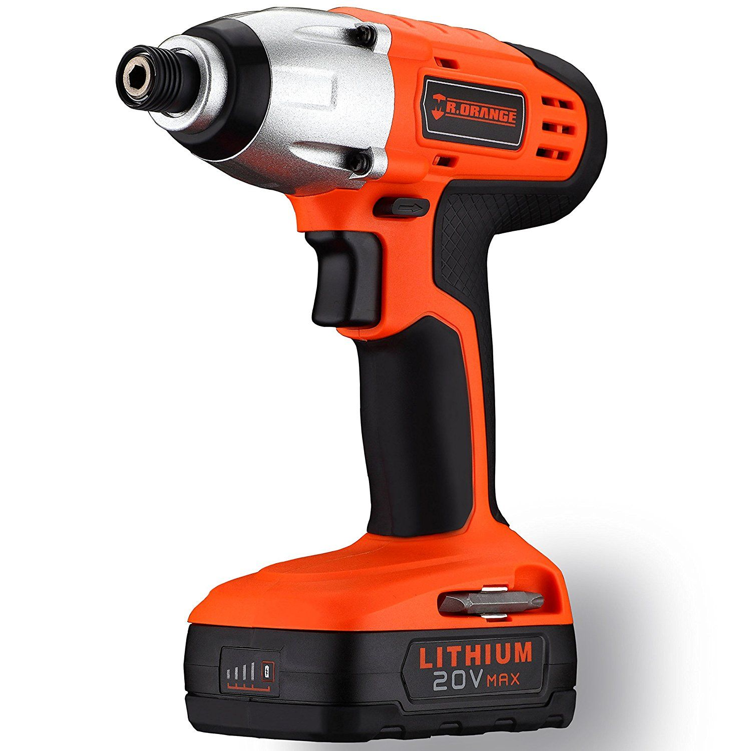 Mr Orange Cis20bag Impact Driver Hand Tool 20 Volt C Lithium Ion Batteries With Quick Charger C Im Drill Best Cordless Circular Saw Cordless Circular Saw