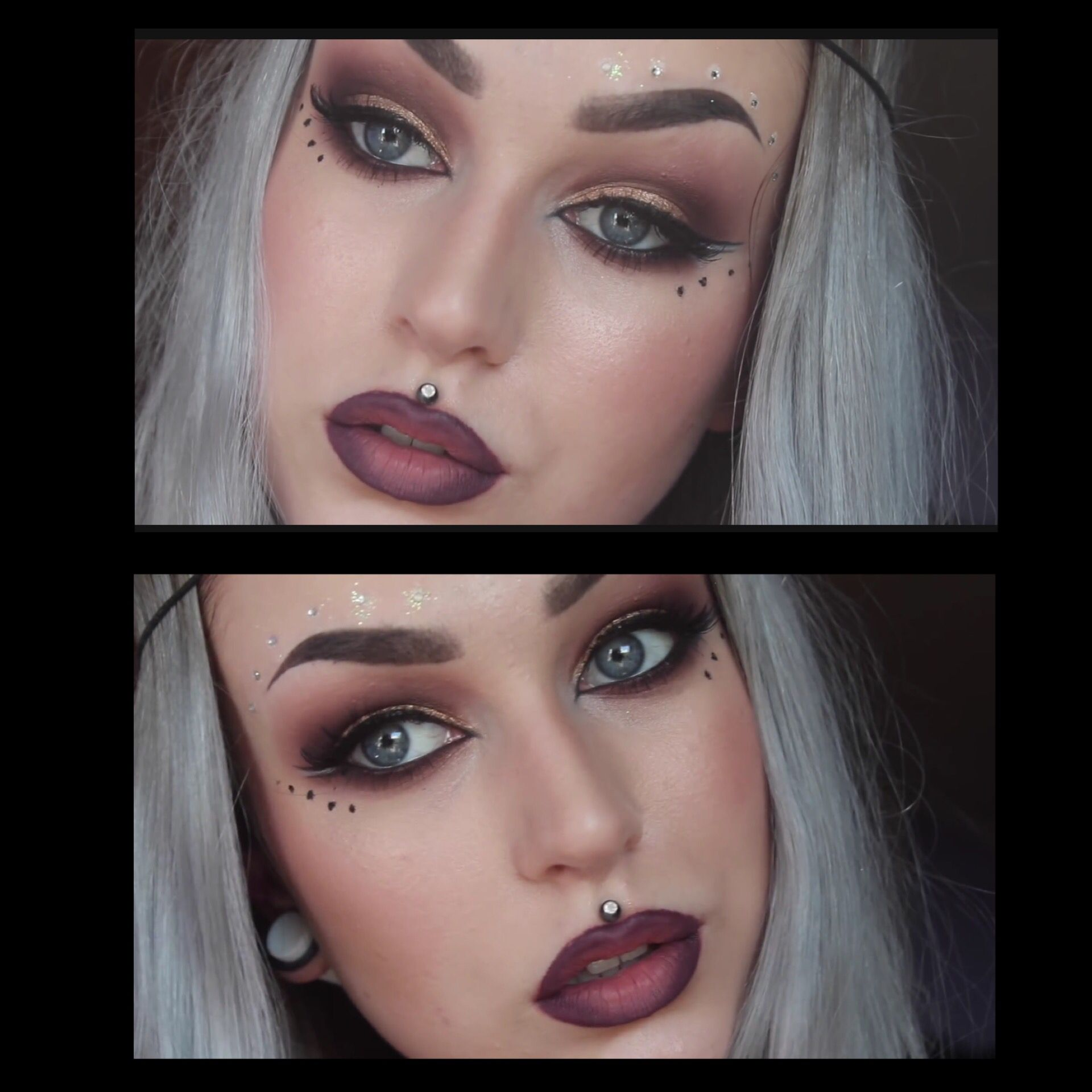 Watch the tutorial on youtube evelina forsell music festival so watch the tutorial on youtube evelina forsell music festival so obsessed with her look baditri Choice Image