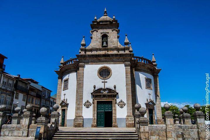 Igreja do Bom Jesus da Cruz, Barcelos.