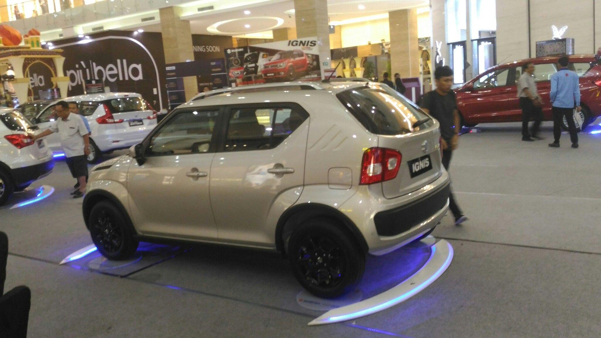 Pameran Suzuki Di Hartono Mall Yogyakarta Promo Cash Back