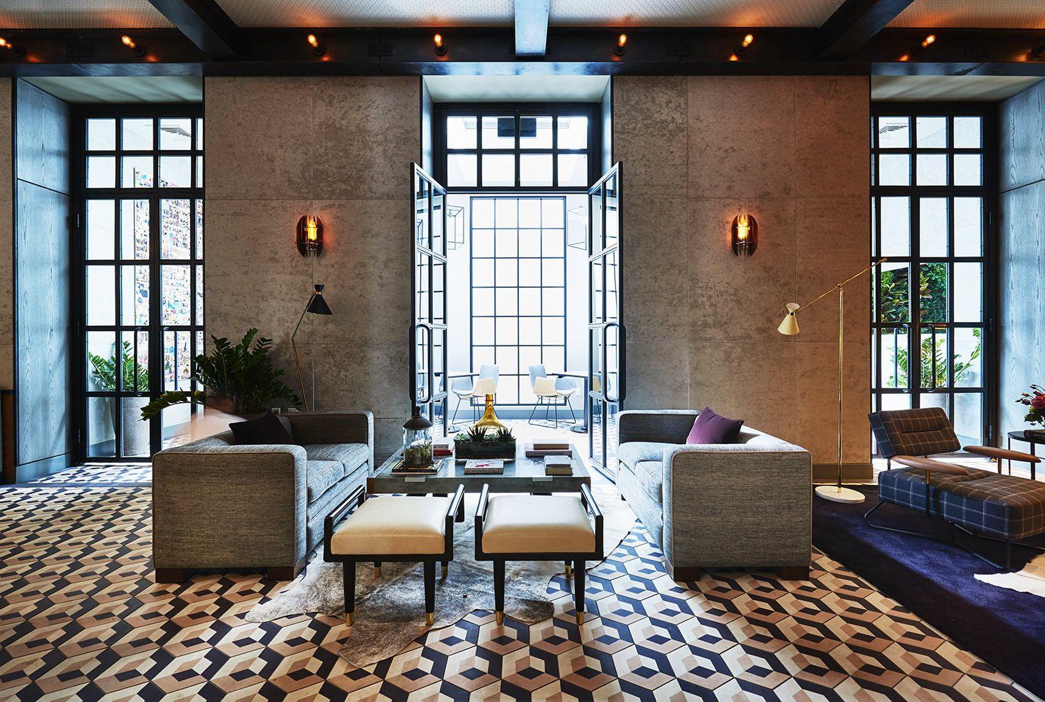 popular soho hotel 60 thompson reinvents itself as sixty soho with rh pinterest com