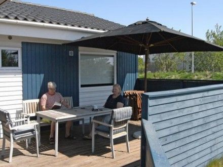 Ferienhaus (Villa) Fanø/Grøndal für 8 Personen