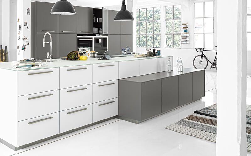 Nolte Küchen Soft Lack Woonkamer Pinterest - www nolte küchen de