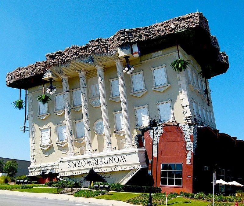 Wonder Works Panama City Beach Wonderworks In Challenges The Mind Imagination