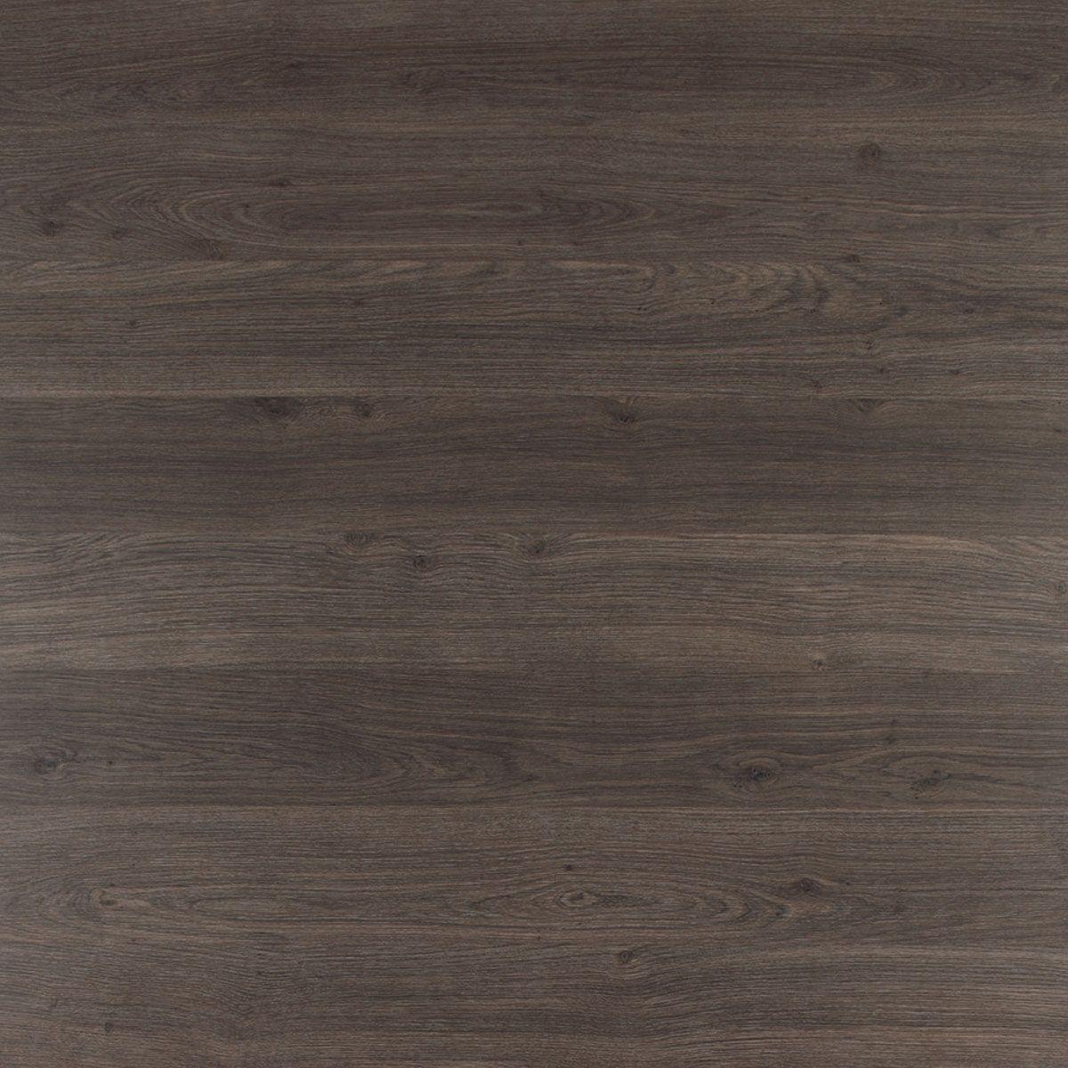 Elinga Dark Grey Varnished Oak Planks