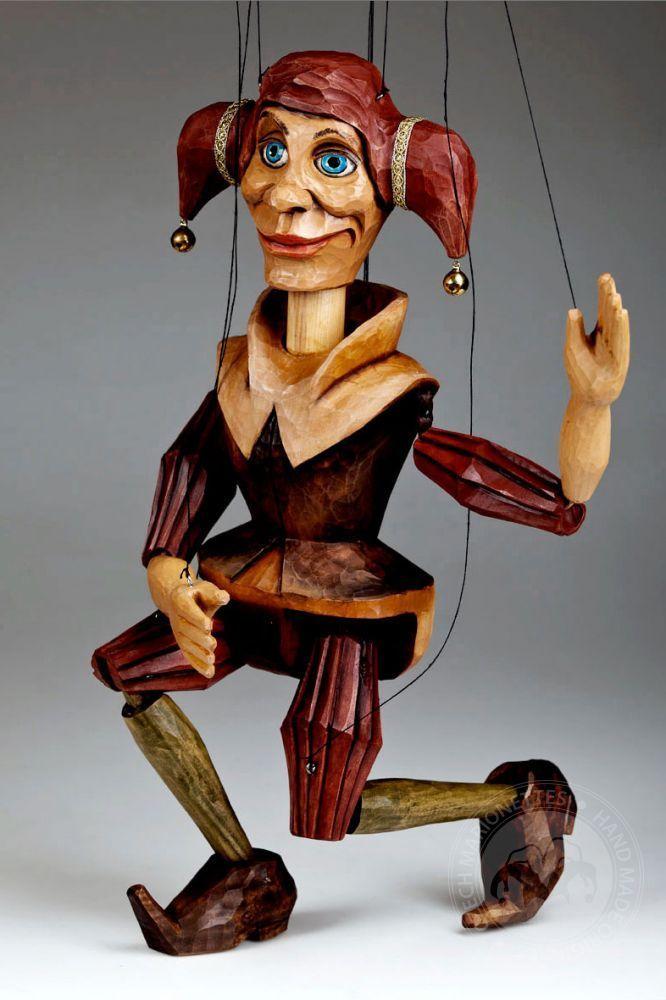 Jester Czech Marionette   Pinocchio & Friends   Pinterest ...