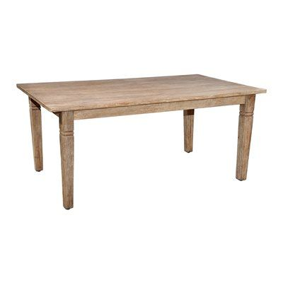 Casual Elements MAH465-M1F Sonora 6-ft Dining Table