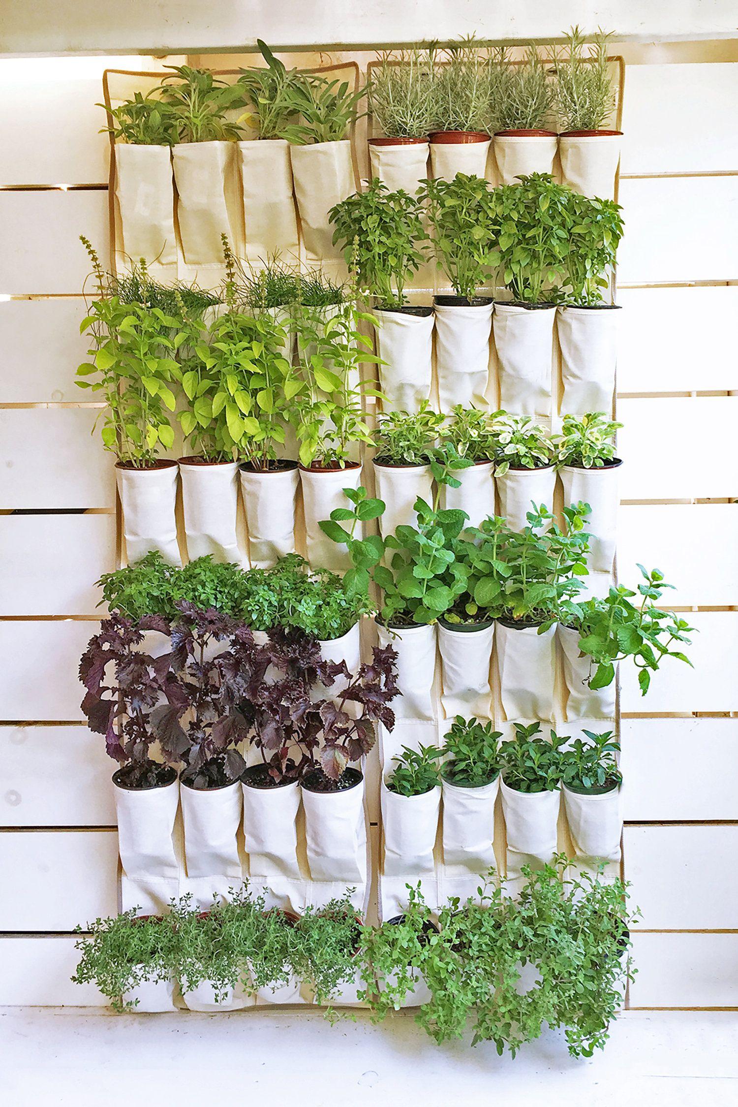 12 diy gardening ideas indoor herb garden diy herb garden on indoor herb garden diy wall vertical planter id=49947