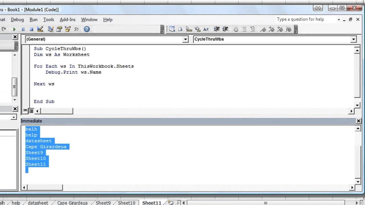 Pin On Microsoft Office Tips Tricks Add worksheet macro vba
