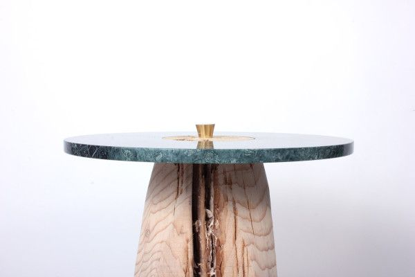 A Wabi-Sabi Table Inspired by Japanese Culture