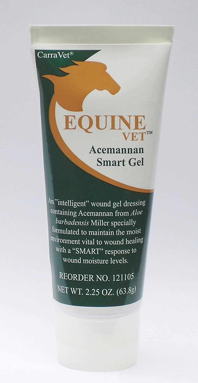 Equinevet Acemannan Wound Gel Click image for more